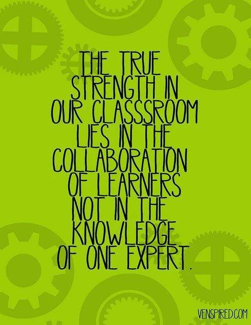 Collaborative Approach Classroom ~ Collaboration is king of the classroom college ready