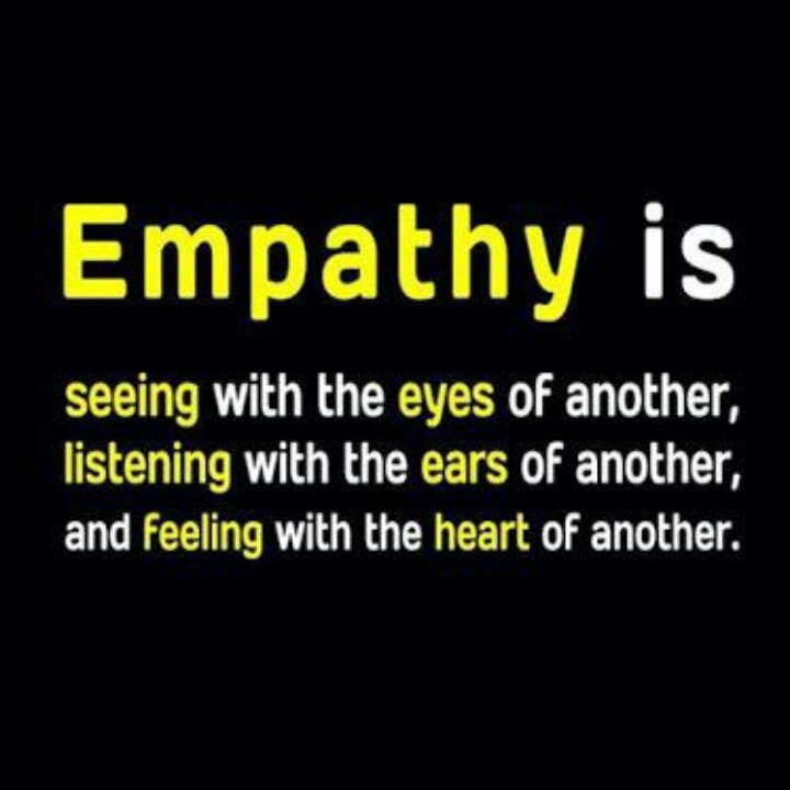 When Kids Understand And Practice Empathy, Bullying Decreases, In The  Classroom And Online. Community And Compassion Increases. We Need More Of  Thatu2013thatu0027s ...